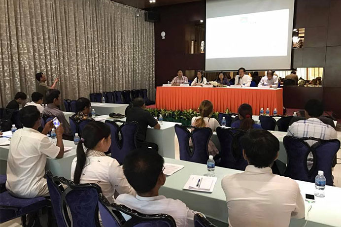 Consultation Meeting on PNPCA and Pak Beng Hydropower Development Project in Lao PDR 3