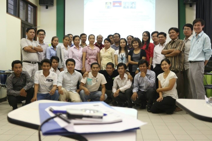 Basic Training on Climate Change and REDD