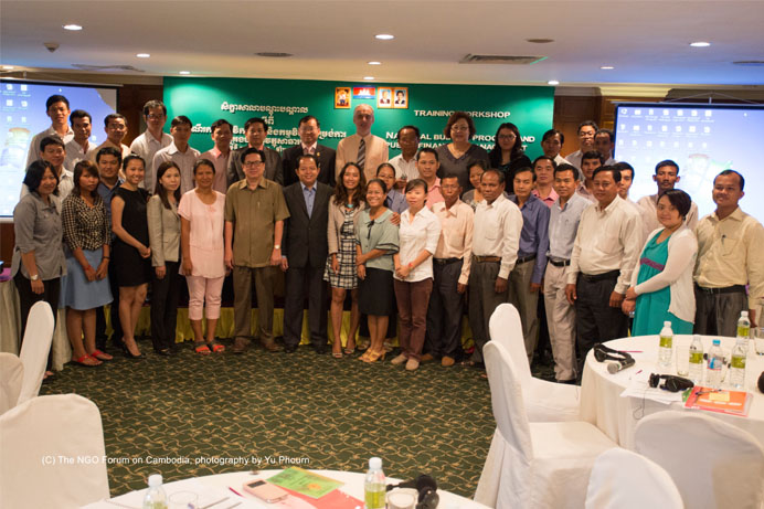 CSOs and Govt Enhance National Budget and Public Financial Management Skills to Local NGOs2
