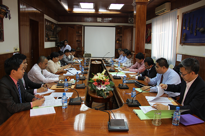Edited NGOs Seek for Future Collaboration with MAFF 28Jan2015 2