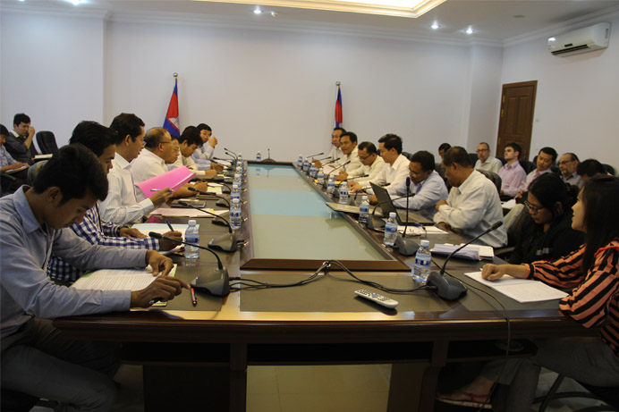 NGO Quarterly Meeting with MLMUPC26Jan2015 2