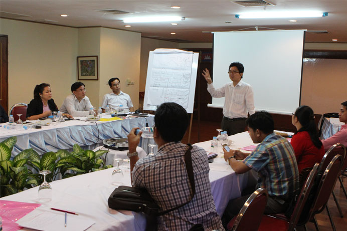 4.Training to improve the Understanding on Policy and Regulation Formulation and Advocacy1