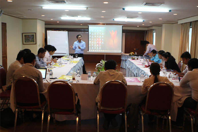 4.Training to improve the Understanding on Policy and Regulation Formulation and Advocacy2