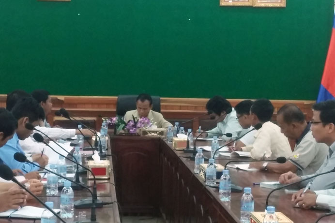 3 IPFN Raises Concerns on Deforestation and Land Grabbing to Mondulkiri Authority2