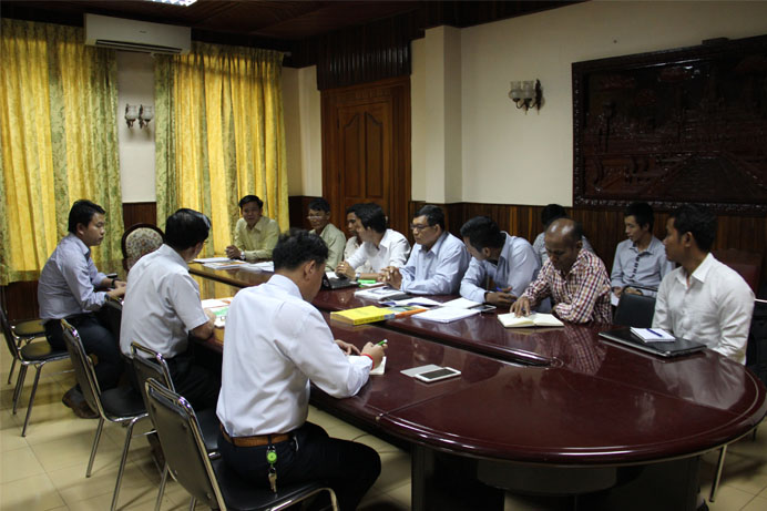 Prey Lang Discussion between NGOs and Forestry Administration top