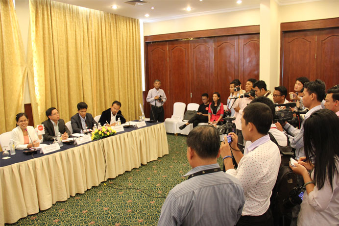 National Consultation on Draft Law on Associations and Non-Governmental Organizations butt
