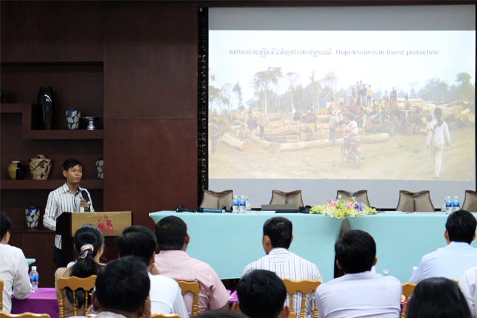 11. Illegal Logging Report Launching Workshop August bottom