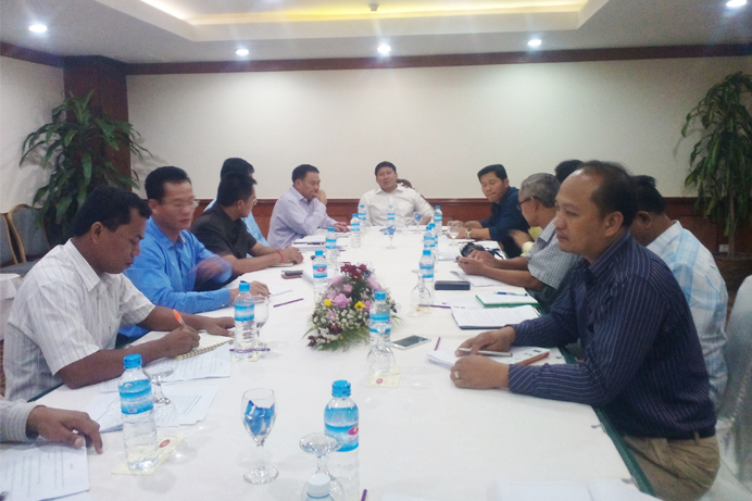 12. UDG meeting with MoE and LYP top