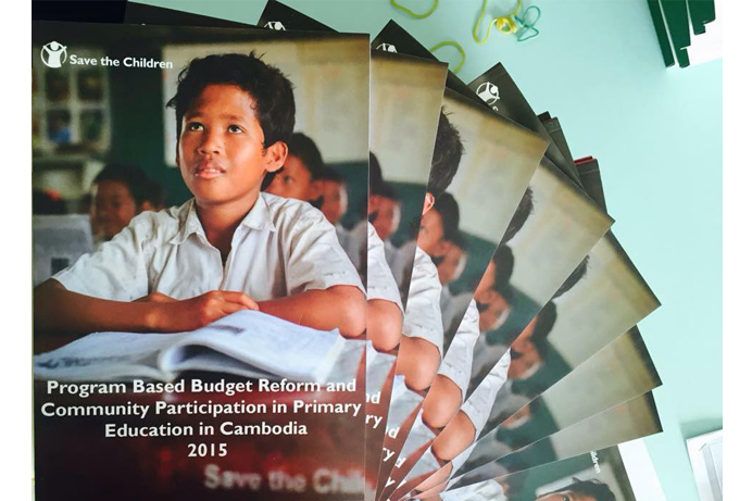 7. Budget Reform and Community Participation in Primary Education in Cambodia bottom