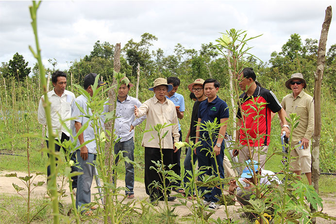 8. CSR Exposure Visit to Mong Reththy Group and Khmer Organic Cooperative Final mid