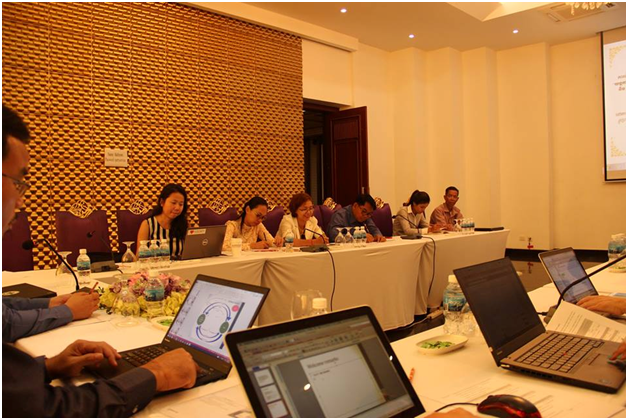 11. NGO Forum on Cambodia Continue to Build Financial Management Knowledge to NGO Network top