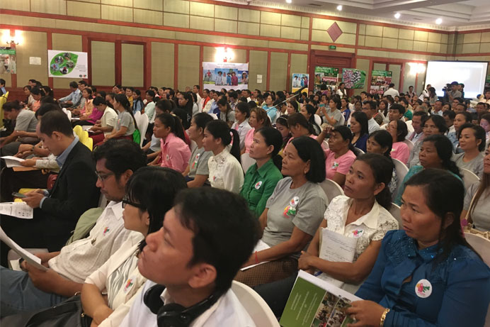 The 6th Annual National Farmer Forum Women Champoin in Agriculture02