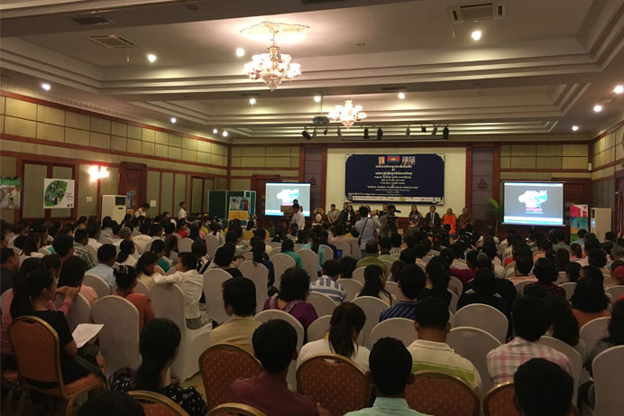 The 6th Annual National Farmer Forum Women Champoin in Agriculture03