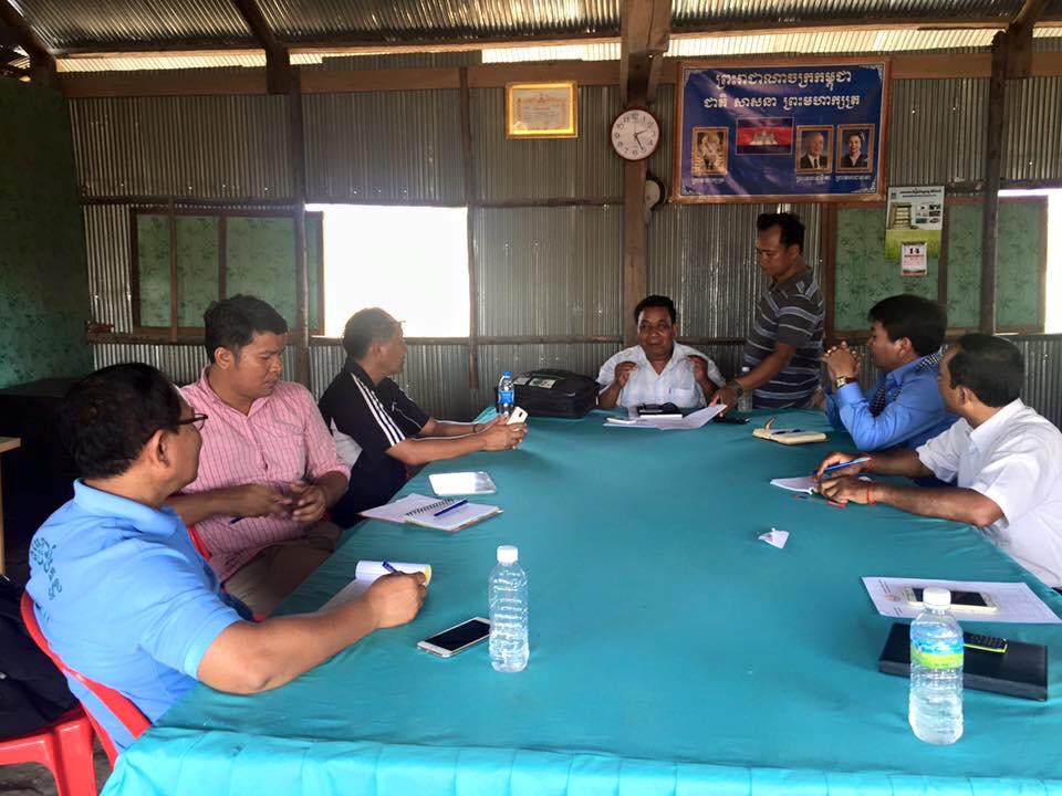 Field visit to Boeung Pram case003