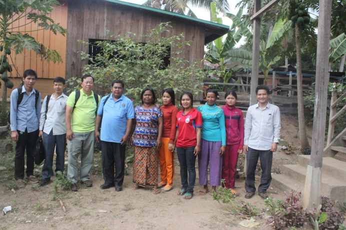Study tour-Takong community forestry 3