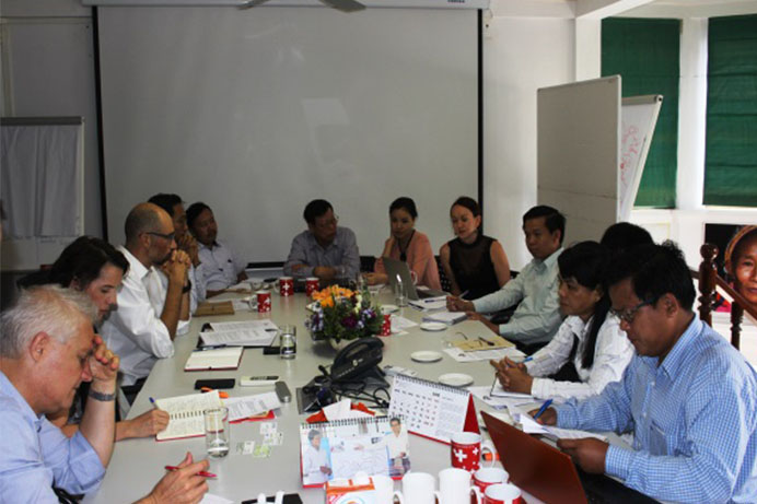 Consultation Meeting with Development Partners and Donors on Pak Beng Hydropower Development Project in Lao PDR  2
