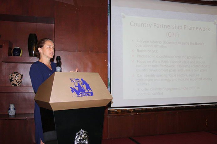 Cambodia CSOs are curious into World Bank Country Partnership Framework and Multilateral Development Banks 3
