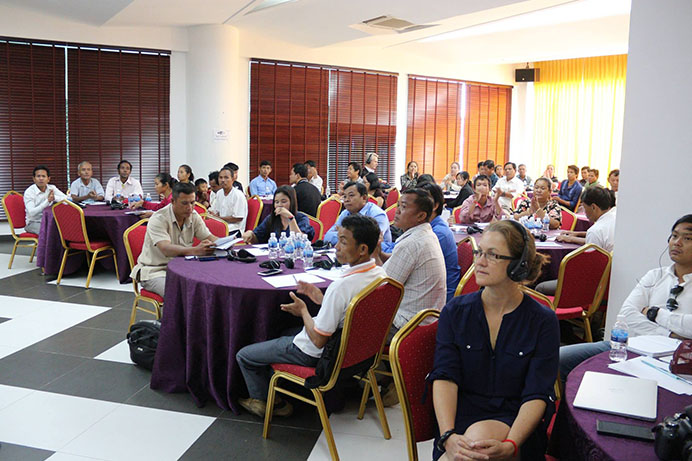 Cambodia CSOs are curious into World Bank Country Partnership Framework and Multilateral Development Banks 4