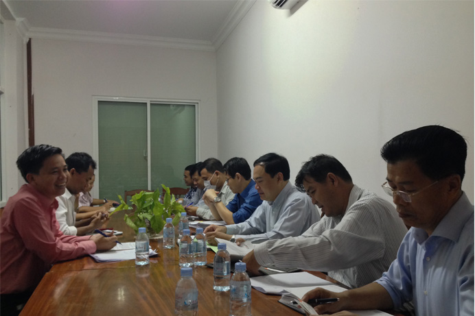 NGOs and MLMUPC Collaborate to Improve National Housing Policy Final