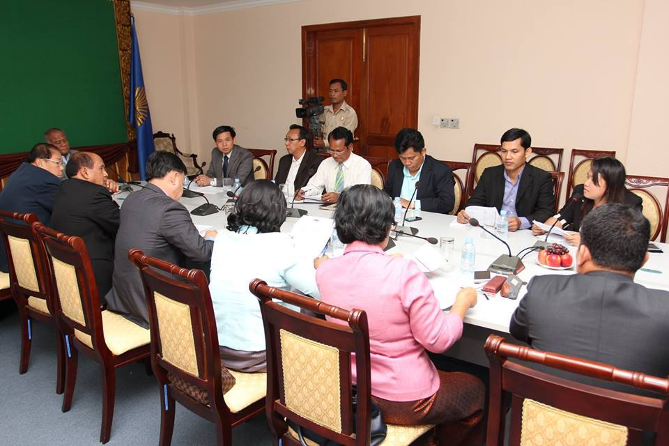 2. NGOs Seek for Corporation with National Assembly in National Advocacy Conference - Final