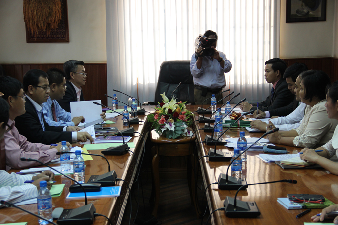 Edited NGOs Seek for Future Collaboration with MAFF 28Jan2015 1