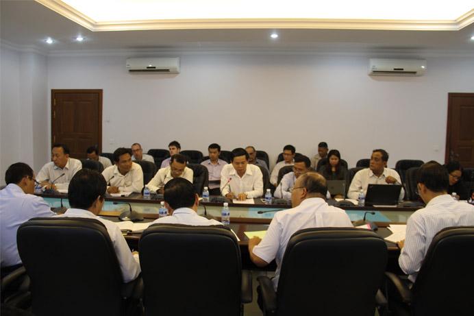 NGO Quarterly Meeting with MLMUPC26Jan2015 1