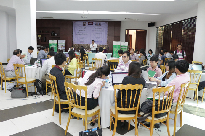 4. Workshop on Cambodian Budget top