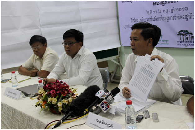 River Coalition of Cambodia and Communities Urge for Don Sahong Dam Discussion at Summit in USA