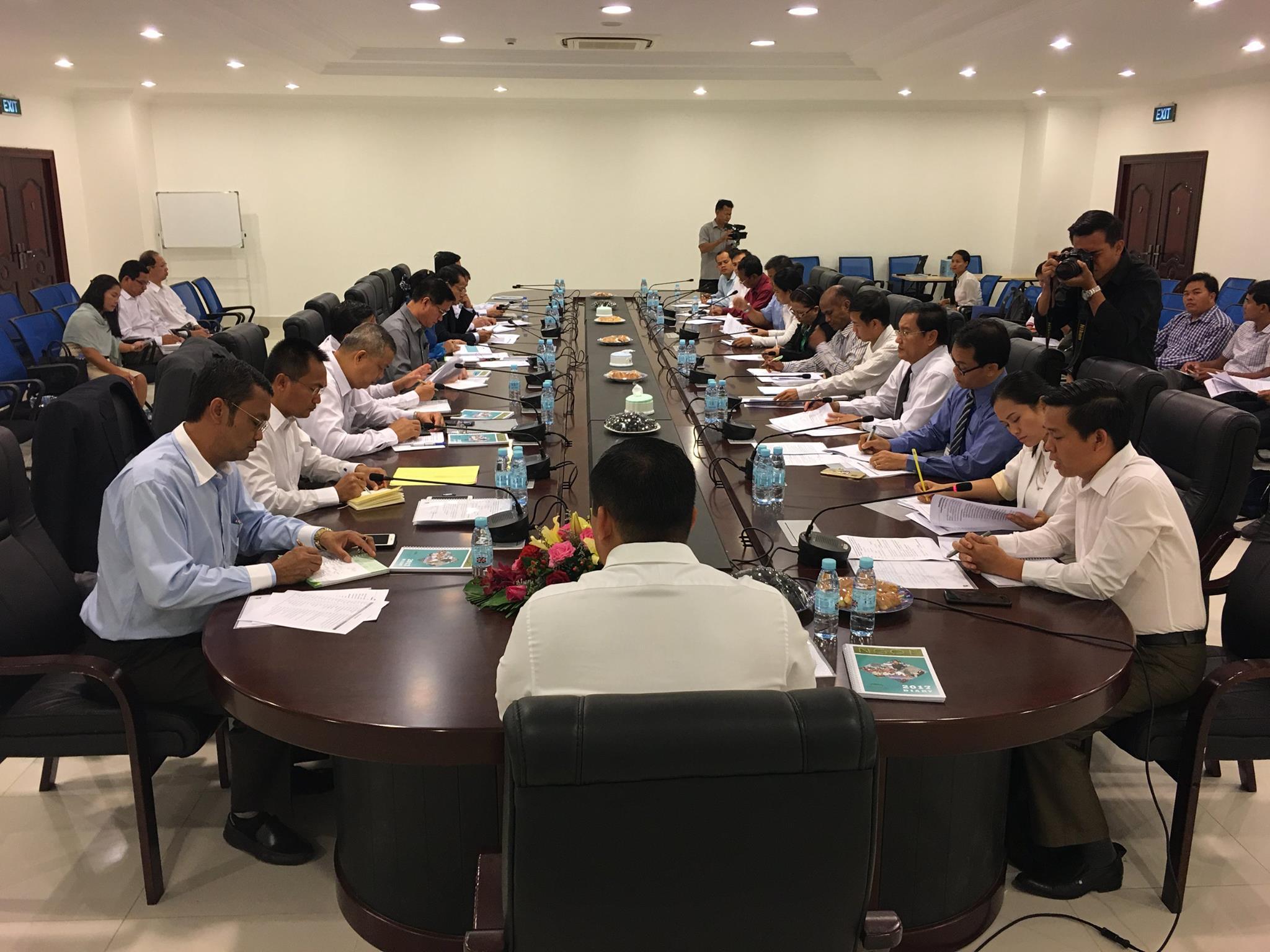 CSOs Meeting with MoE-2017-Jan 1